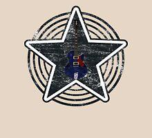Vintage Star Guitar Unisex T-Shirt