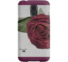 Each Phase of Life ~ a Unique Beauty Samsung Galaxy Case/Skin