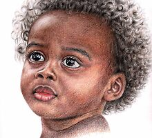 African Child by Nicole Zeug