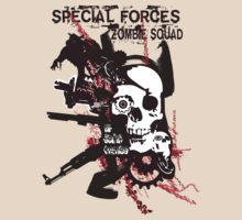 Special Forces Zombie Squad by block33