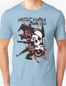 Special Forces Zombie Squad Unisex T-Shirt