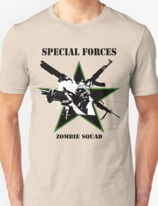 Special Forces Zombie Squad II T-Shirt