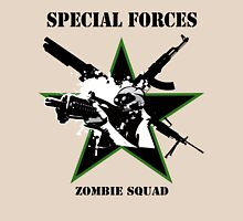 Special Forces Zombie Squad II Unisex T-Shirt