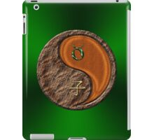 Taurus & Rat Yang Wood iPad Case/Skin
