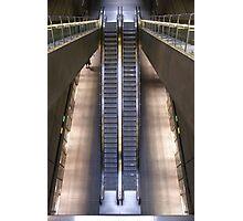 Kopenhagen subway station (2) Photographic Print