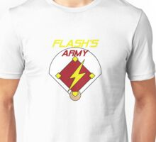 Flash's Army Unisex T-Shirt