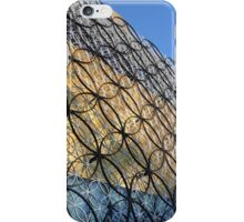 Birmingham Library, England iPhone Case/Skin