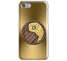 Taurus & Rat Yang Fire iPhone Case/Skin