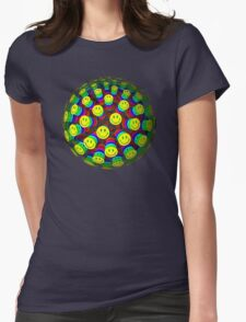 Smiling Happy Faces T-Shirt