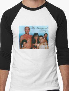 The Summer of George Men's Baseball ¾ T-Shirt