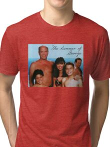 The Summer of George Tri-blend T-Shirt