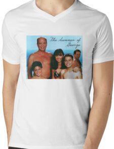 The Summer of George Mens V-Neck T-Shirt