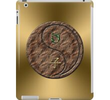 Taurus & Rat Yang Earth iPad Case/Skin