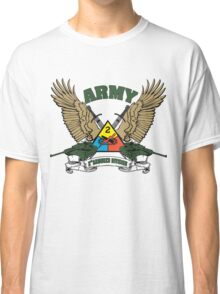 2nd Armored Division U.S. Army Classic T-Shirt