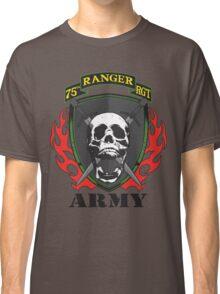 75th Ranger Regiment  Classic T-Shirt