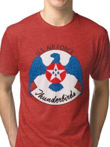 Air Force Thunderbirds Tri-blend T-Shirt