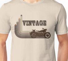Vintage Motorcycle Tee Unisex T-Shirt
