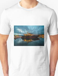 Now thats what I call a Gin Palace .!  Unisex T-Shirt