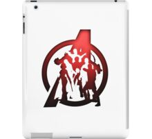 Avengers Assemble iPad Case/Skin