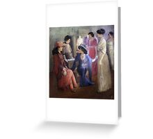Boutique Greeting Card