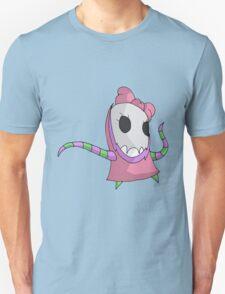 skull girl Unisex T-Shirt