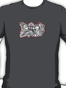 Design 023s1 - by Kit Clock T-Shirt