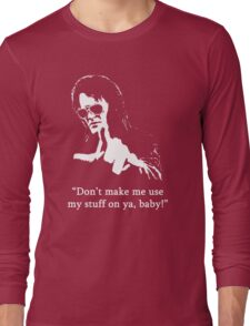 Bubba Ho-Tep #1 Long Sleeve T-Shirt