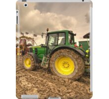 Glorious Mud  iPad Case/Skin