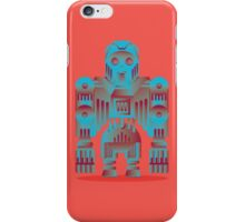 Robot Gorilla iPhone Case/Skin