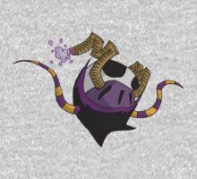 skull boy 4 One Piece - Long Sleeve
