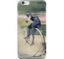 It's All A Bit of a Blur iPhone Case/Skin