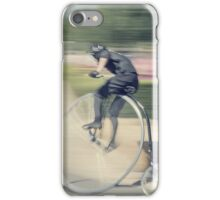 It's All A Bit of a Blur iPhone Case/Skin