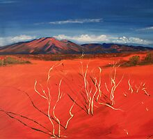 Red Desert  by Karen Murray