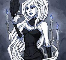 The White Lady by Enamorte