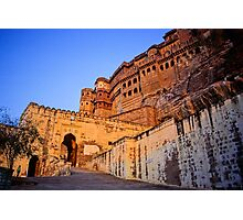 Jodpur fort Photographic Print
