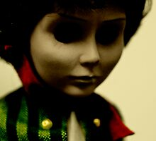 Taking Care Of A Broken Doll by mayschneider
