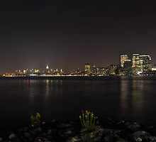 New York City Skyline by John Caetano