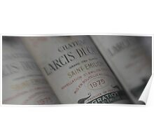 Old Wines I Poster