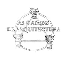 As Ordens de Arquitectura. Architecture Orders Photographic Print
