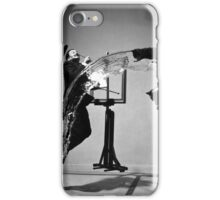 Salvador Dali A (Dali Atomicus)  1948 iPhone Case/Skin