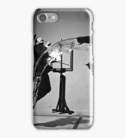Salvador Dali A (Dali Atomicus)  1948 iPhone Case/Skin