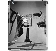 Salvador Dali A (Dali Atomicus)  1948 iPad Case/Skin