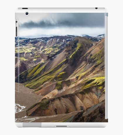 ICELAND:THE LOST VALLEY iPad Case/Skin