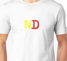 Nature DEEP 'ND' Unisex T-Shirt