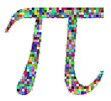 Ultimate Pi-day Photographic Print