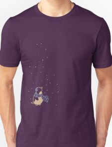 Penguins Get Cold Too Unisex T-Shirt