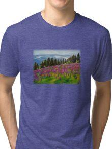 Ukraine Tri-blend T-Shirt
