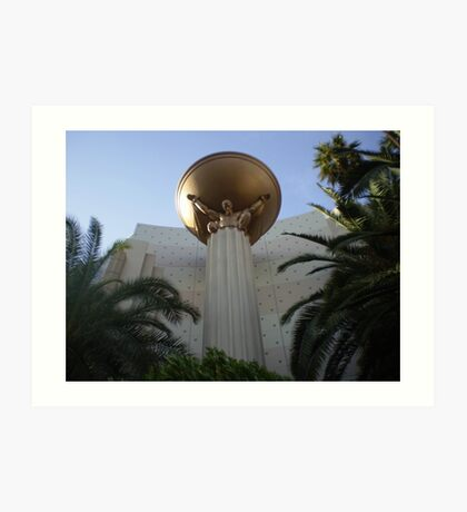 MGM Grand  Art Print