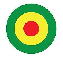 Reggae -MOD- Photographic Print