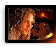 Hephaistos Canvas Print
